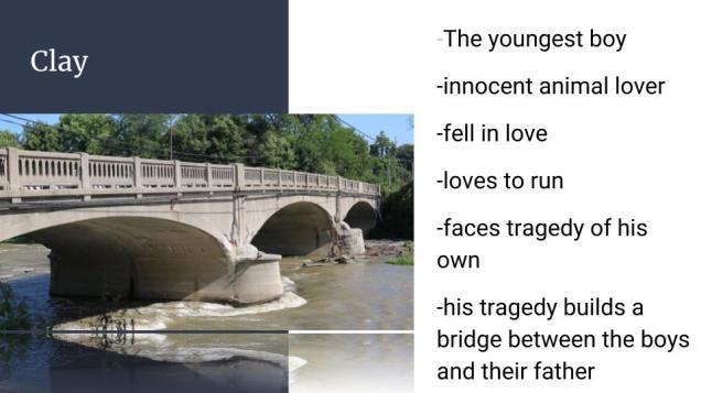 Bridge of Clay (4)