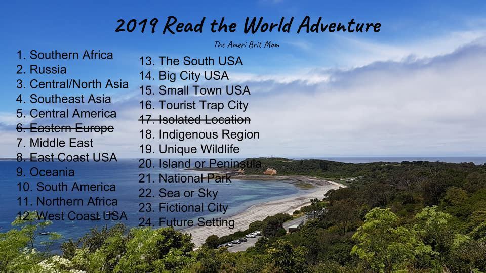 Reading Challenge 2019 (2)